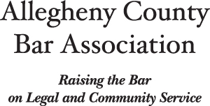 The Allegheny County Bar Association